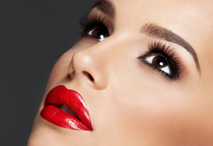 Permanent Make Up - Rote Lippen für Paderborn